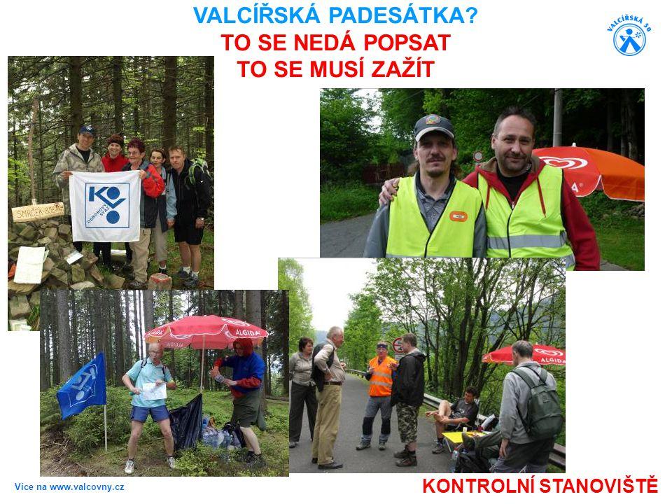 Více na www.valcovny.cz DĚTSKÝ DEN VALCÍŘSKÁ PADESÁTKA? TO SE NEDÁ POPSAT TO SE MUSÍ ZAŽÍT