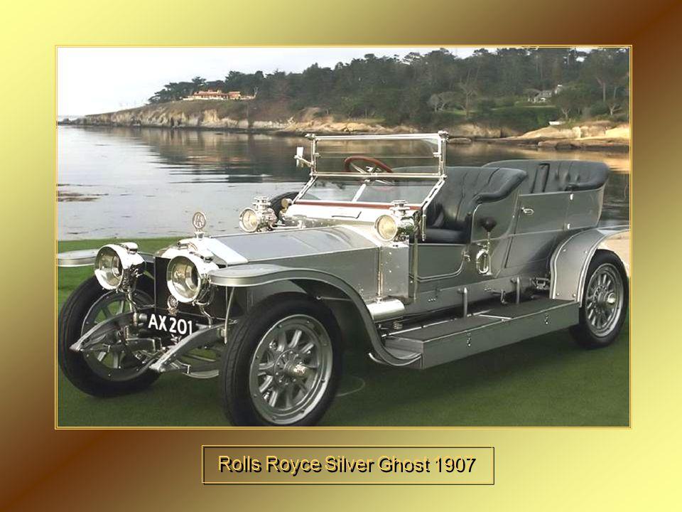 Cadillac Touring 1906