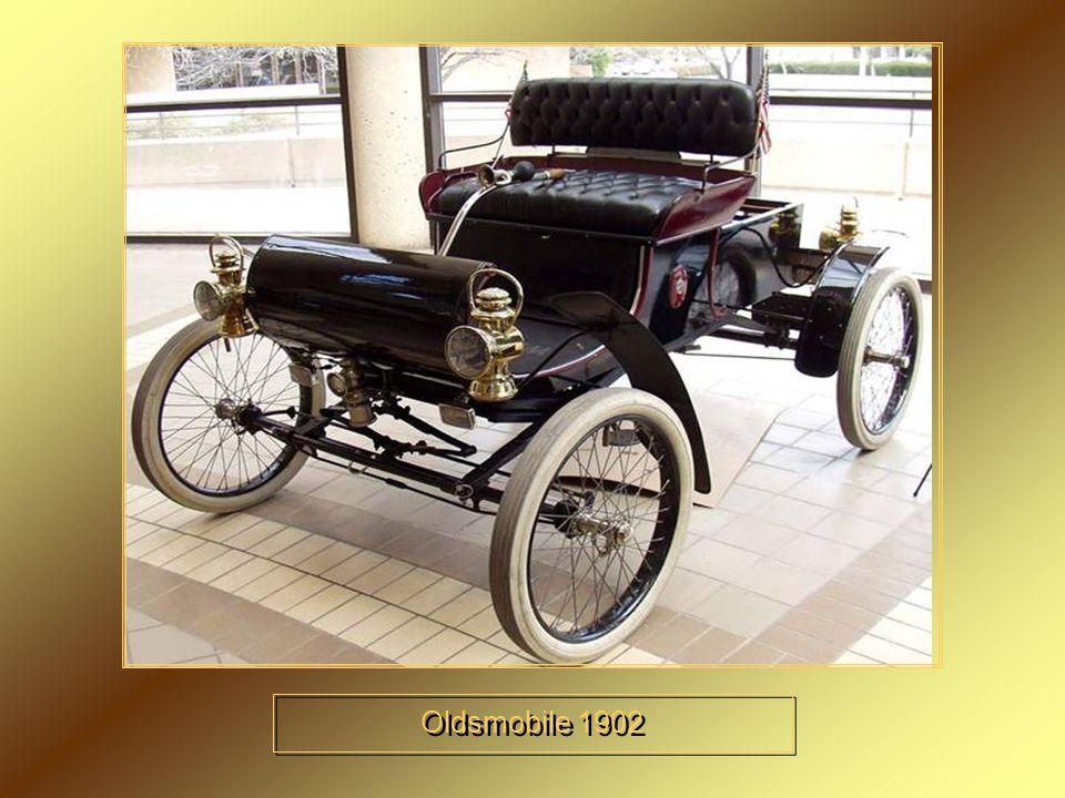 Oldsmobile 1902