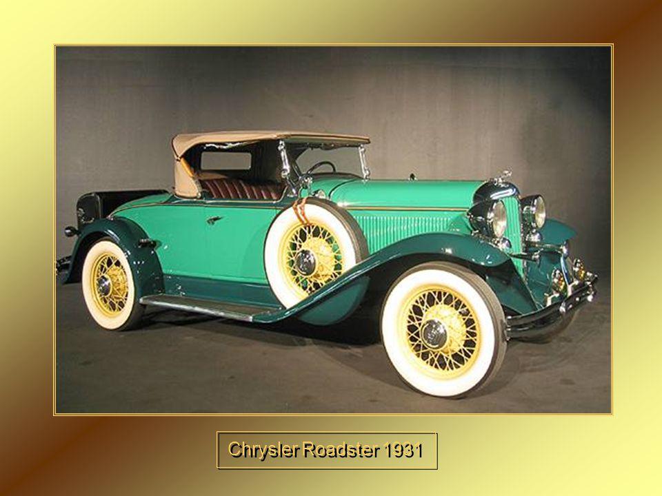 Duesenberg J Hibbard & Darrin Limousine 1930