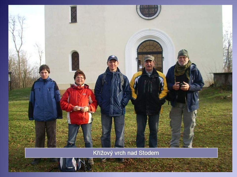 13.12. Předvánoční pochod ve Zbůchu - 14 km