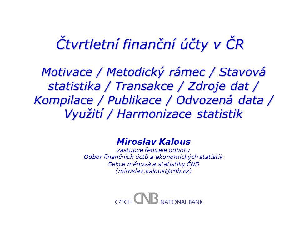 Sestavování účtů: Bilancování
