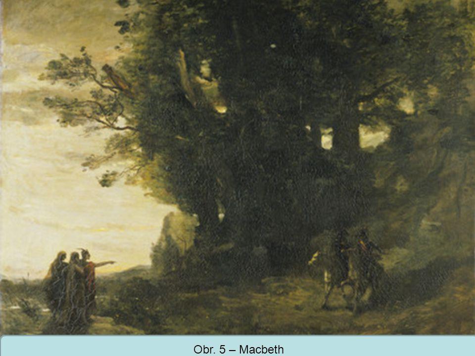 Střední škola Oselce Obr. 5 – Macbeth