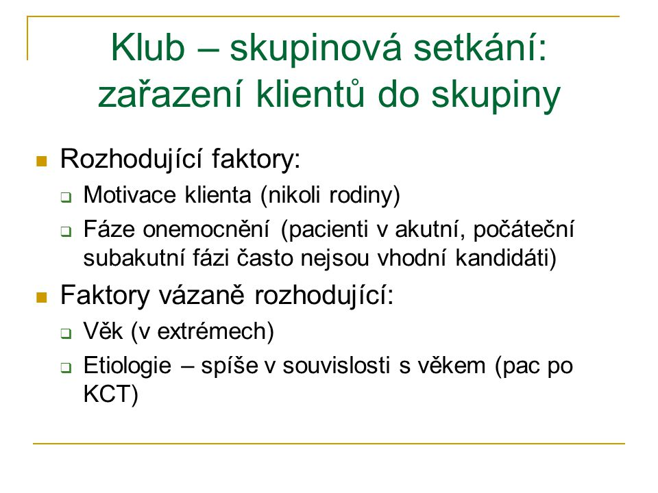 Děkujeme za pozornost Občanské sdružení Klub afasie www.klubafasie.com