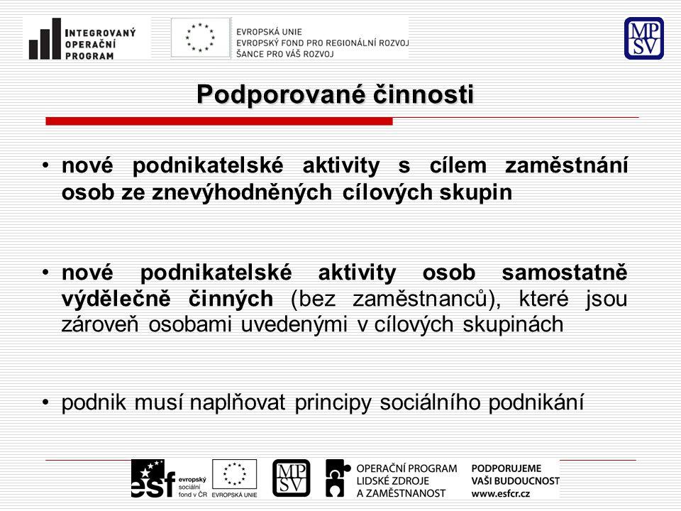 2014 - 2020  příprava výzev v novém programovém období – 2.