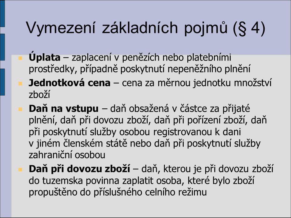 Místo plnění (díl 2, § 7 – 12) 2.