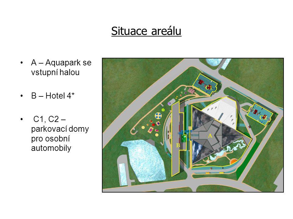 Základní informace Celková plocha pozemku: 57.105 m2 Celkový počet parkovacích míst: 786 Generální projektant: Metroprojekt a.s.