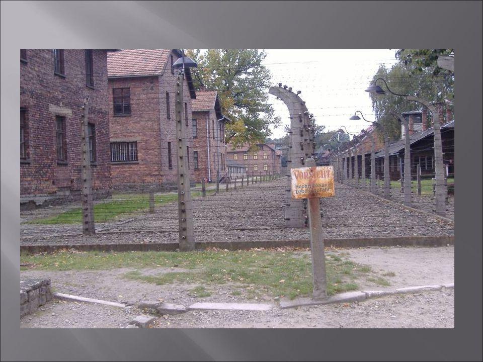 První, nejstarší část, která byla založena na základě rozkazu Heinricha Himmlera.