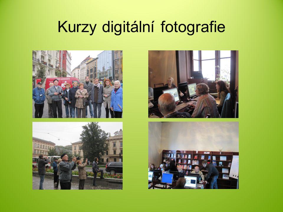 Kurzy digitální fotografie