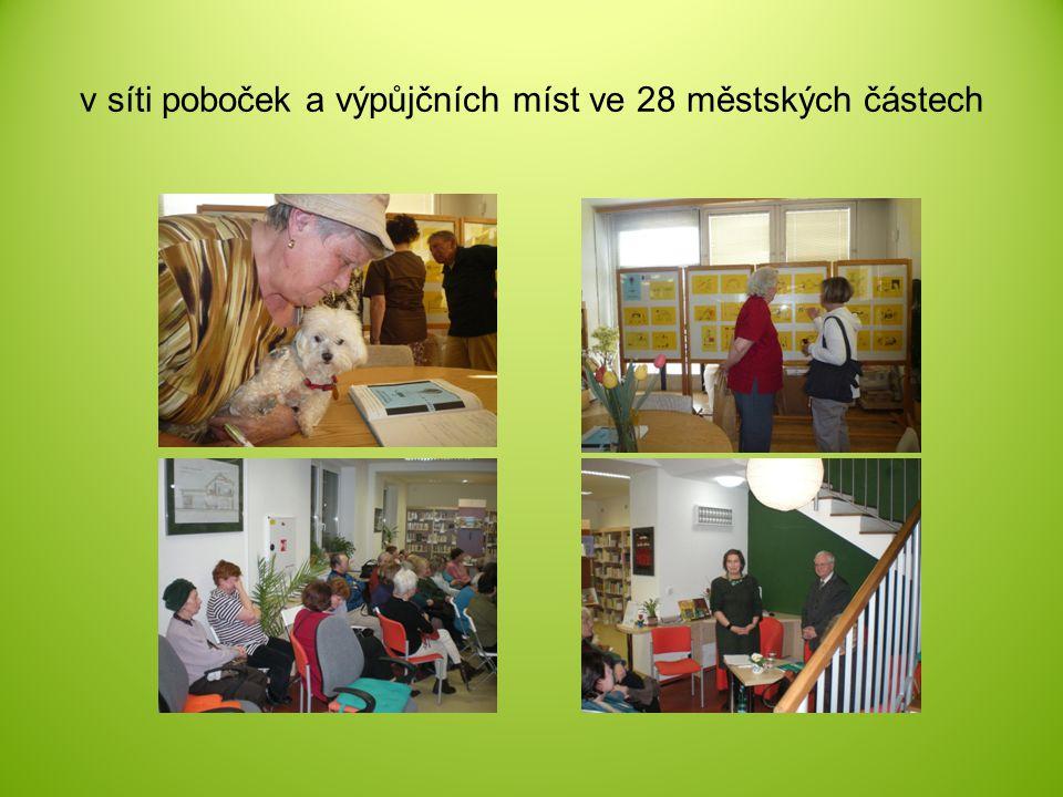 Knihovna s klienty vyššího věku dlouhodobě počítá