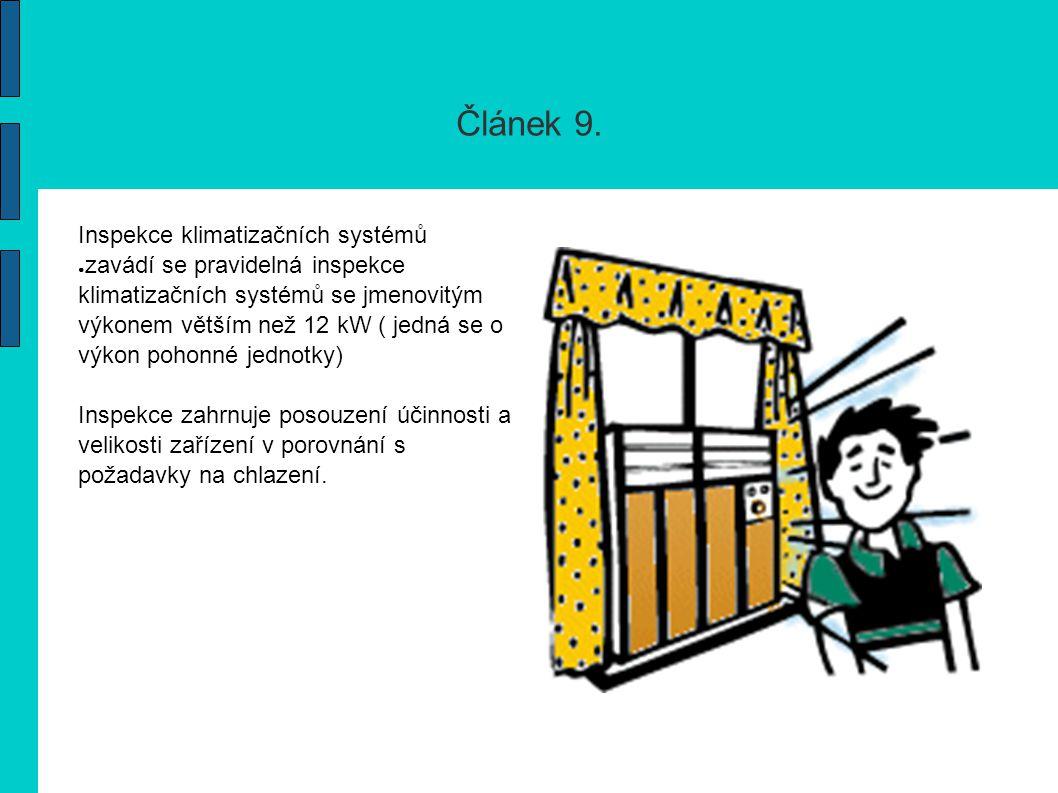 Článek 9.