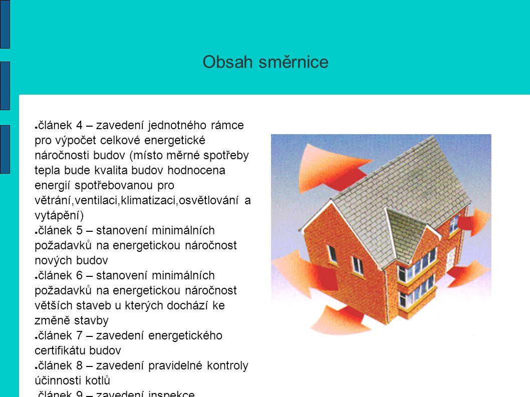 Rizika aplikace ● směrnice má být v členských zemích aplikována do 4.1.2006 !!!!!!!!!!!!!!.