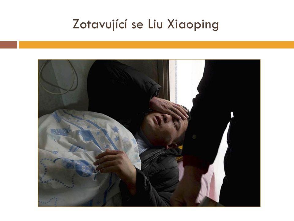 Zotavující se Liu Xiaoping