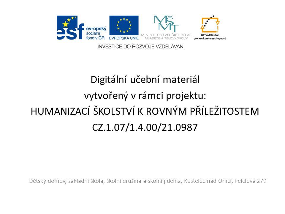 Rodina 6.a 8. ročník Monika Čapková, 6.10.2012, 6.,8.