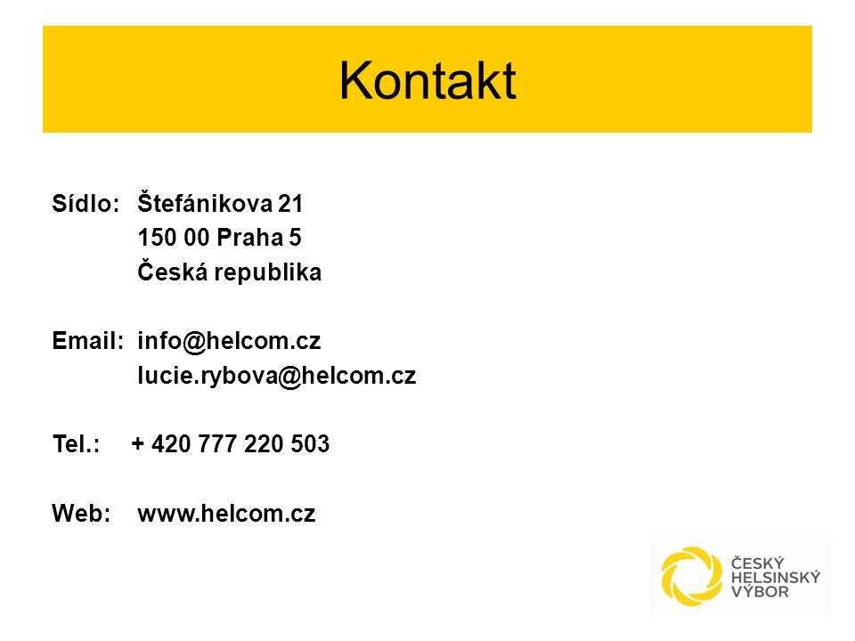 Kontakt Sídlo:Štefánikova 21 150 00 Praha 5 Česká republika Email:info@helcom.cz lucie.rybova@helcom.cz Tel.: + 420 777 220 503 Web:www.helcom.cz