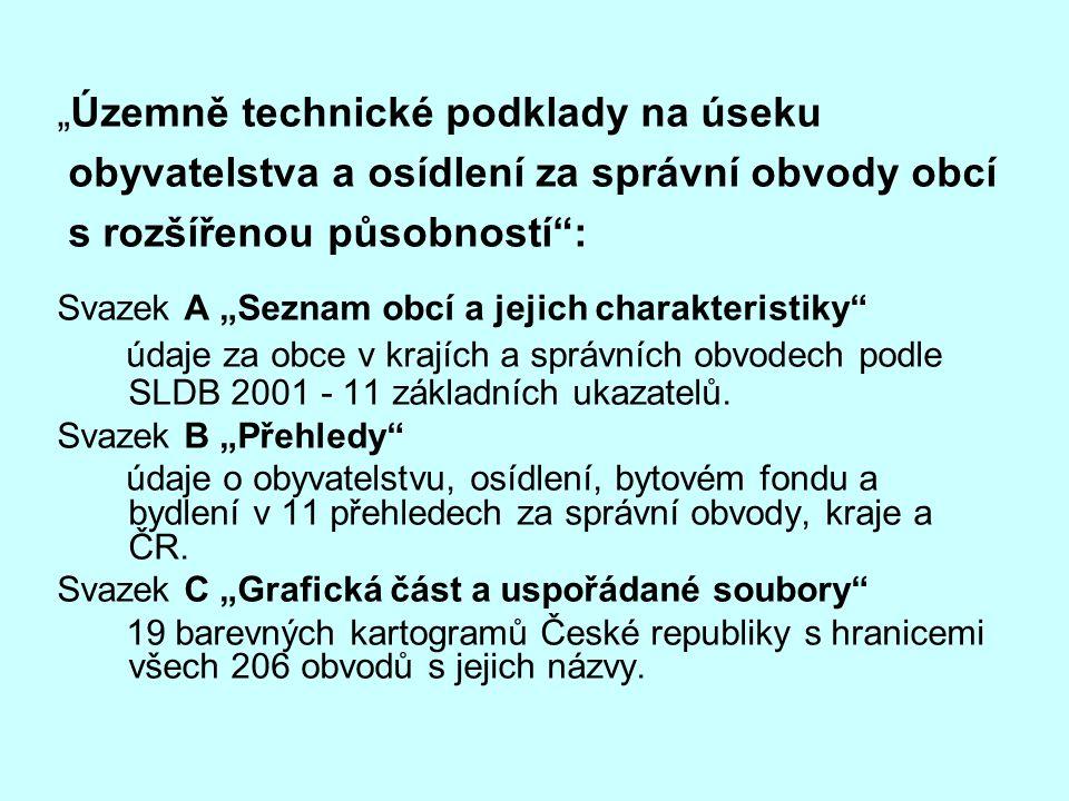 2).Z podkladů ČSÚ zpracoval ÚRS PRAHA, a.s.