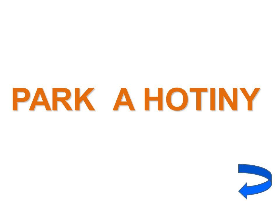 PARK A HOTINY