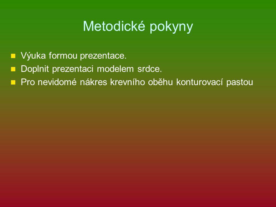 Mízní soustava Mízní soustava doplňuje soustavu cév.