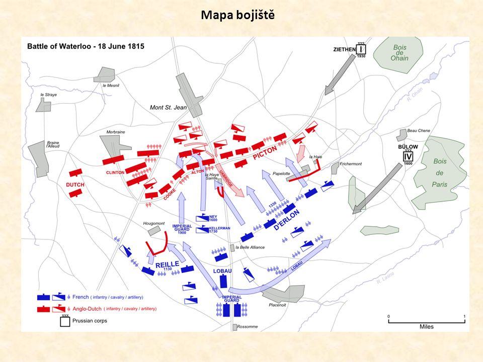 Mapa bojiště