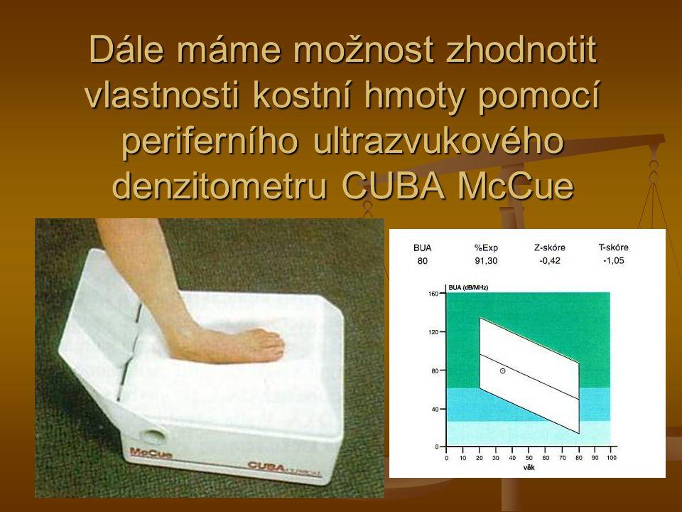 Nedílnou součástí diagnostiky osteopatií je laboratorní vyšetření kostního obratu a Ca-P metabolismu.