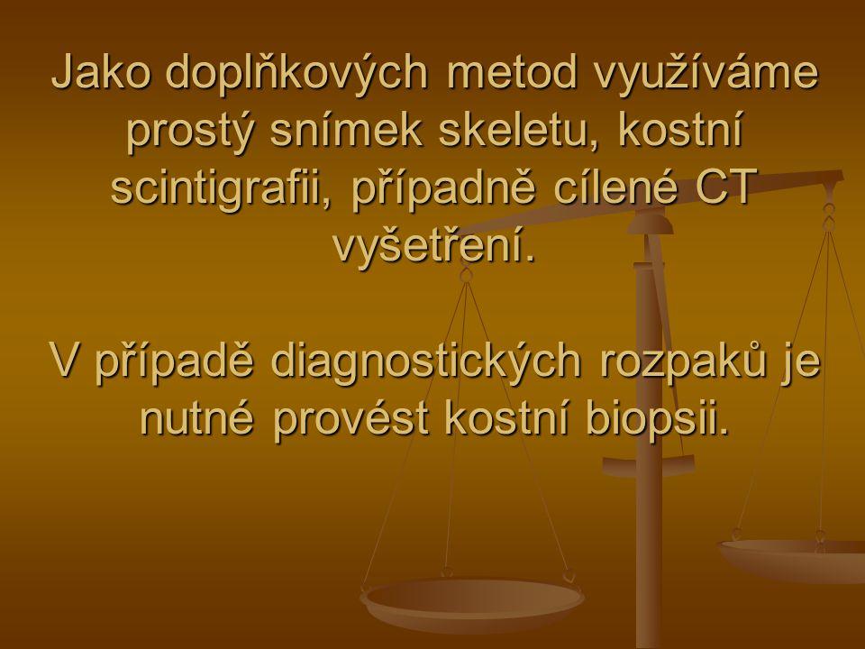 Nejčetnější osteopatií je v současnosti OSTEOPORÓZA