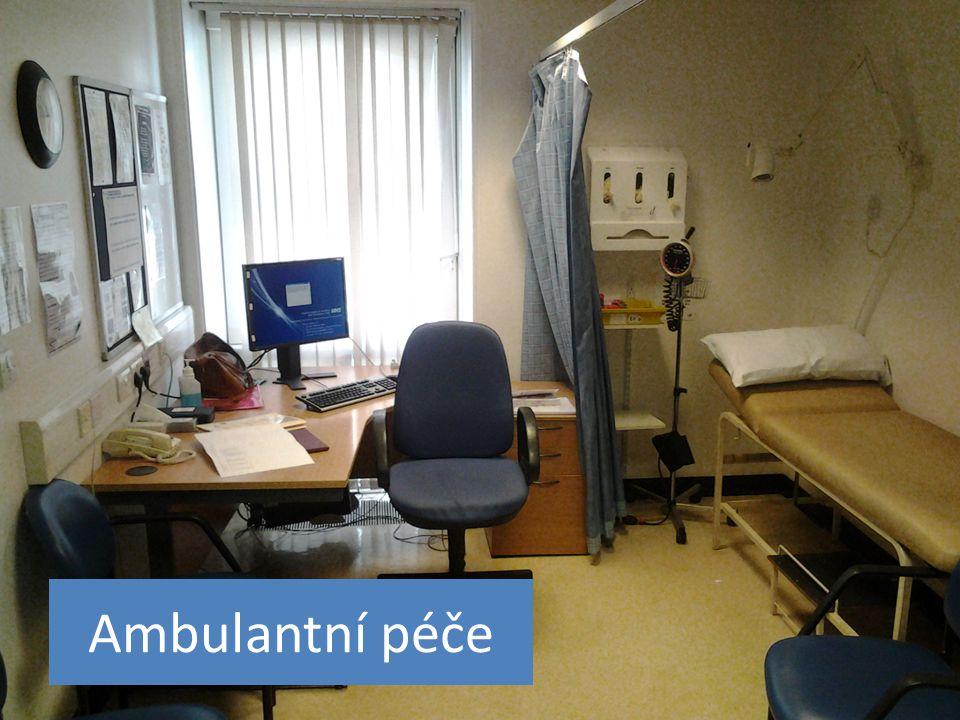 Ambulantní péče
