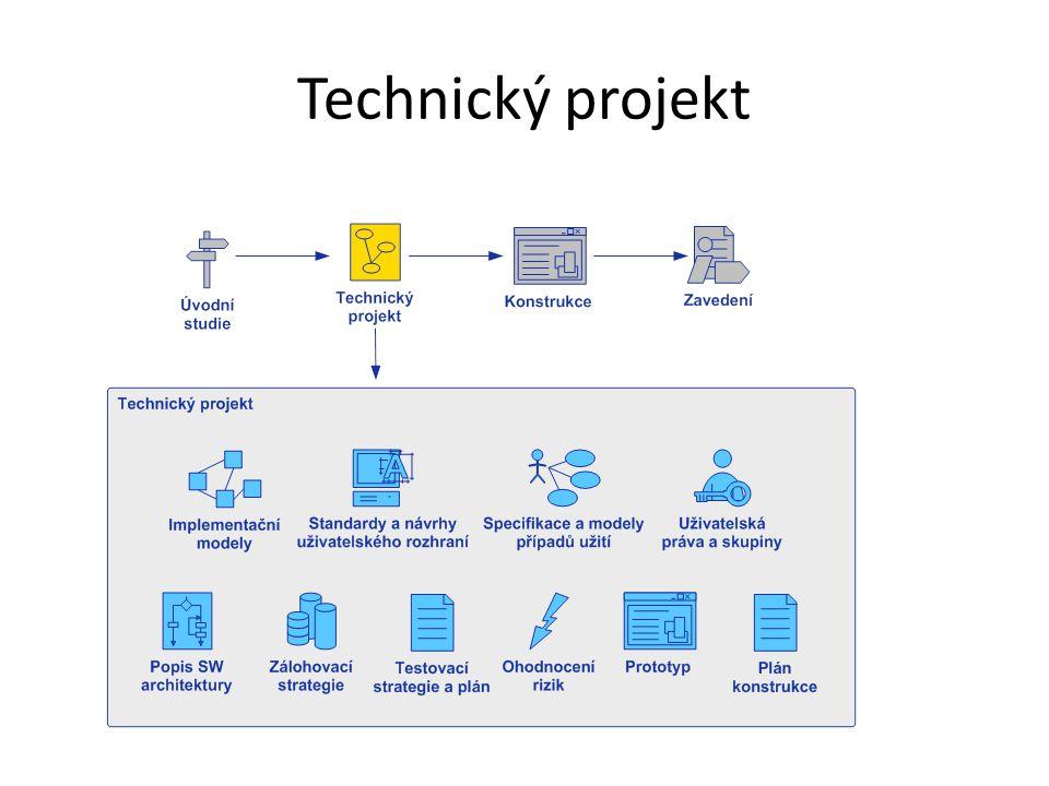 Technický projekt