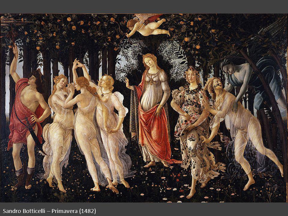 Sandro Botticelli – Primavera (1482)
