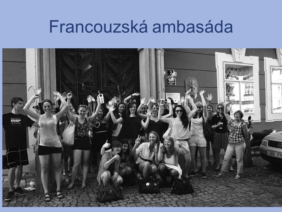 Francouzská ambasáda