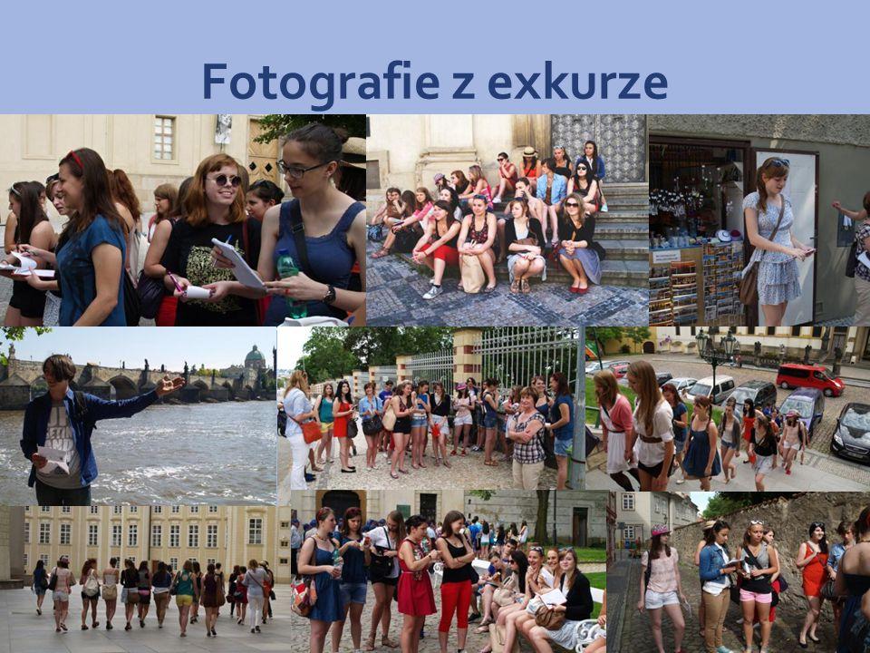 Fotografie z exkurze
