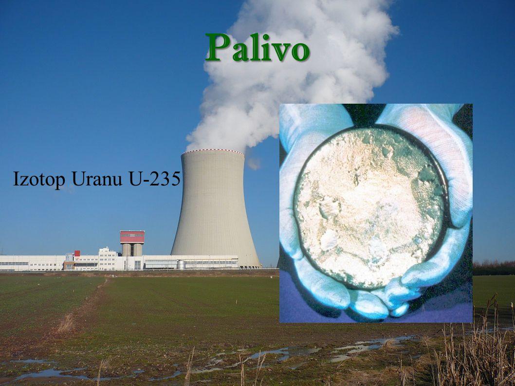 Palivo Izotop Uranu U-235