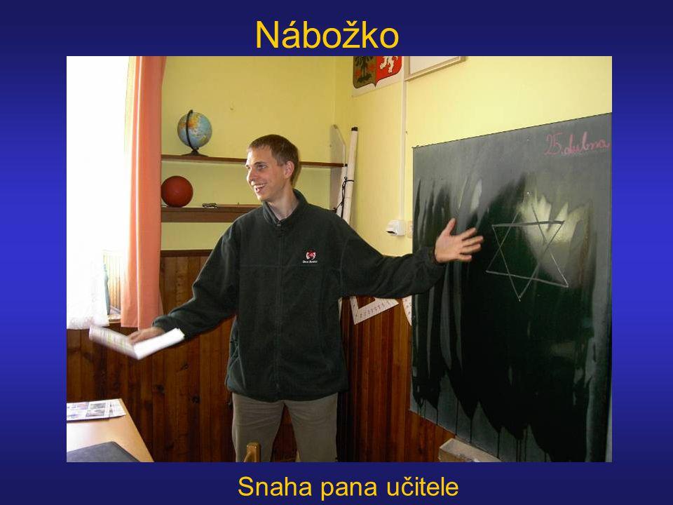 Nábožko Snaha pana učitele