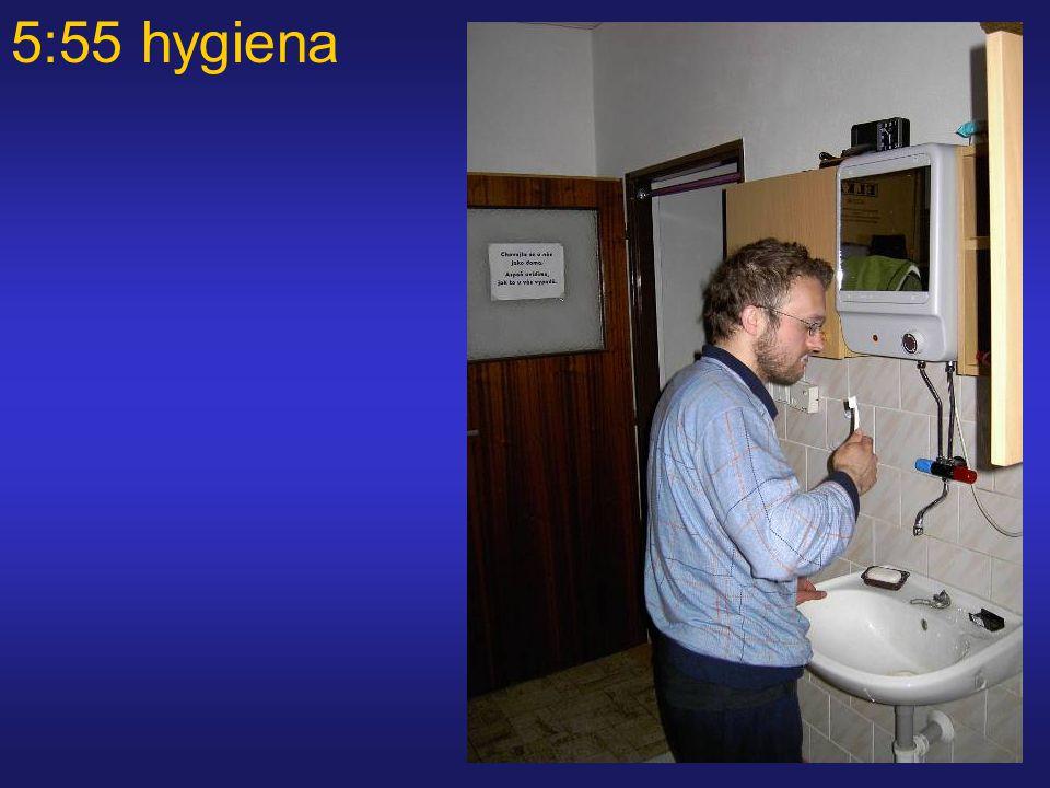 5:55 hygiena