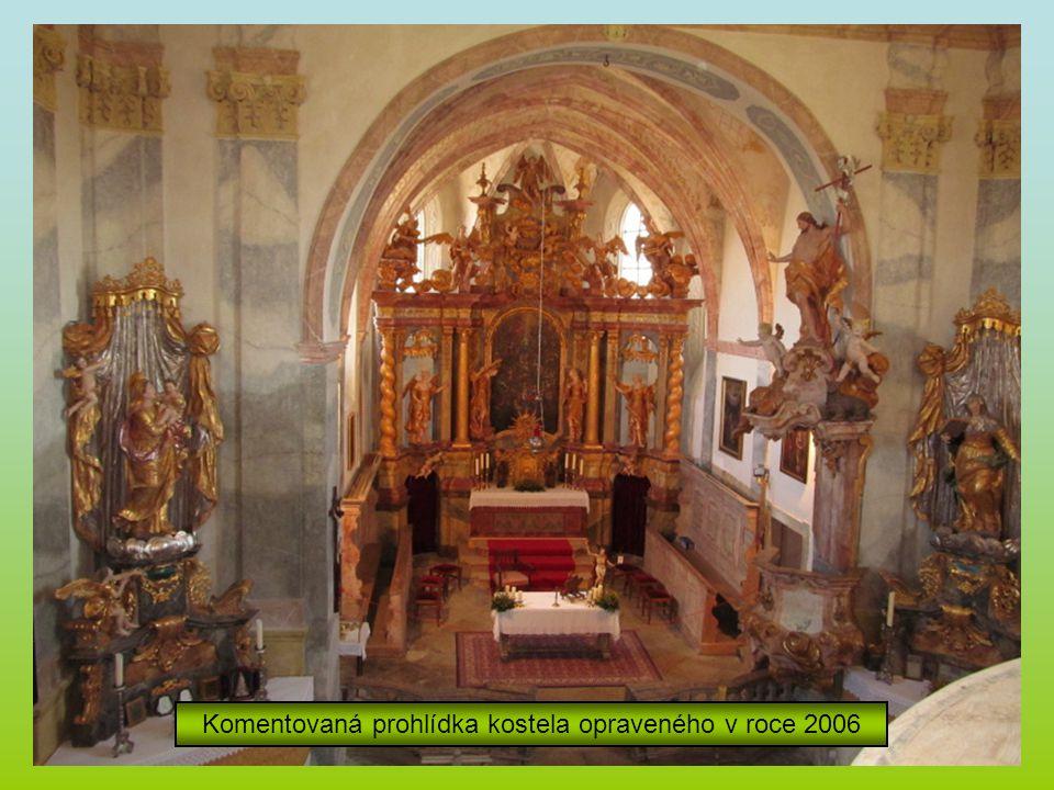 Kostel v Horšově