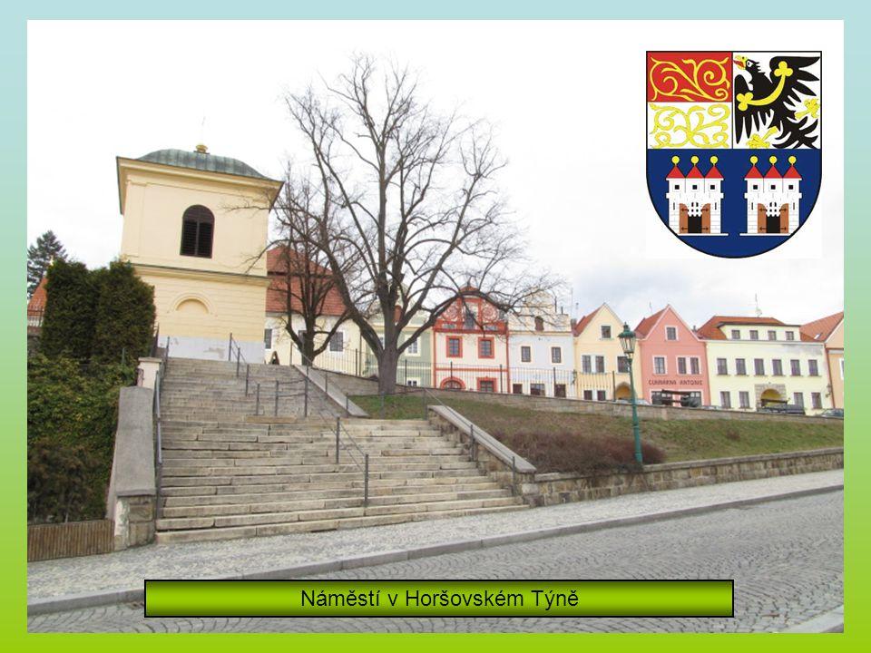 Náměstí v Horšovském Týně