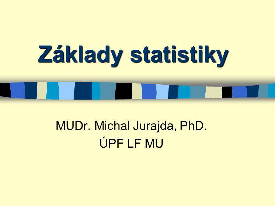 Definice n Statistika - věda n Statistika - statisticky vyjádřené šetření