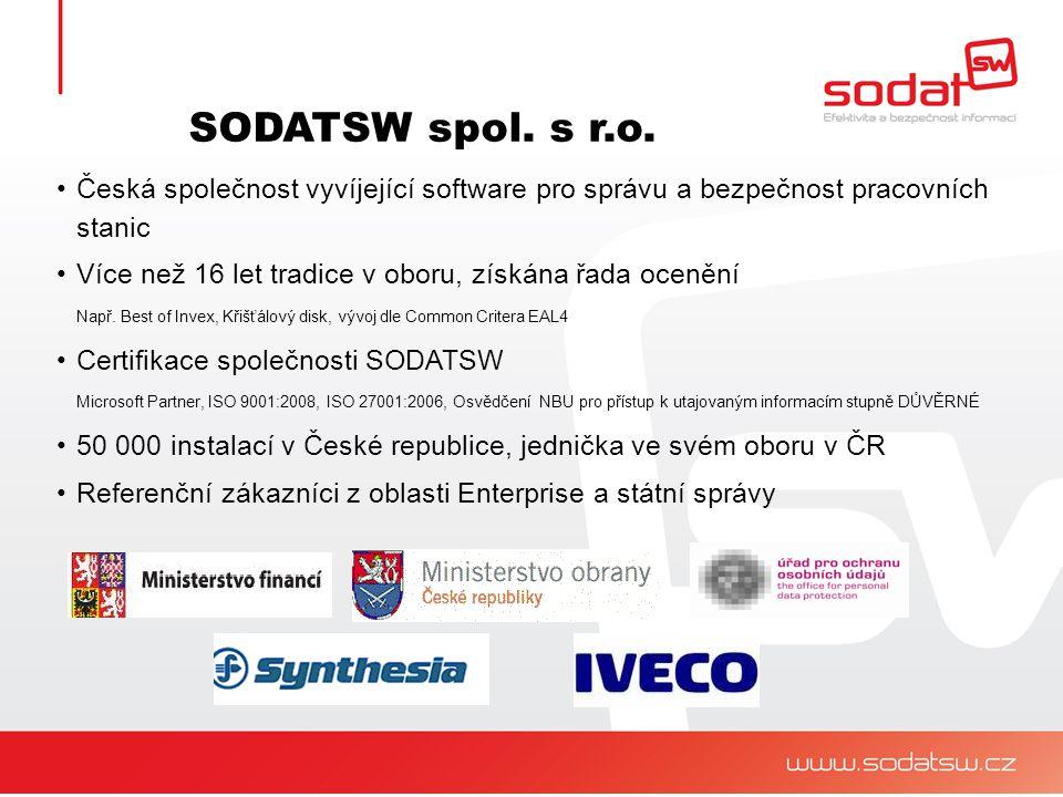 SODATSW spol. s r.o.
