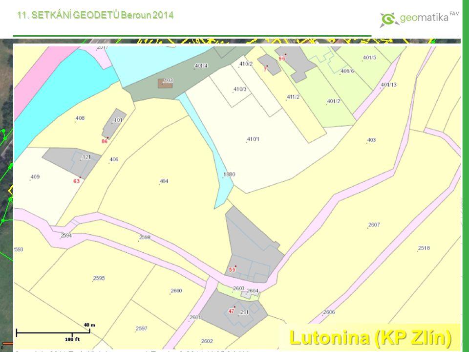 Lutonina (KP Zlín) Lutonina (KP Zlín)