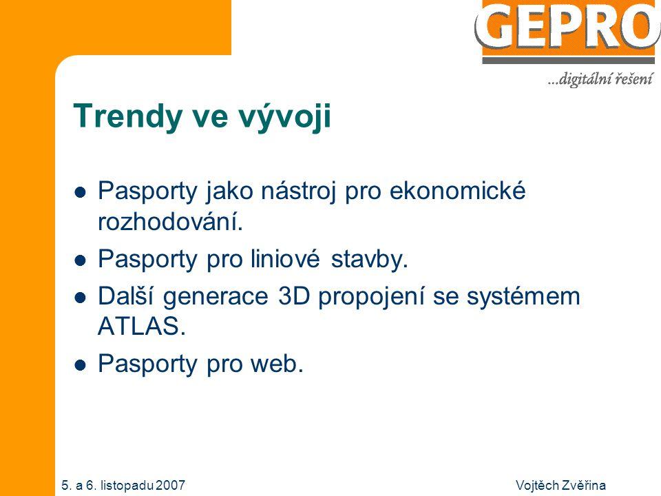 Vojtěch Zvěřina5. a 6. listopadu 2007 Pasporty jako nástroj pro ekonomické rozhodování.