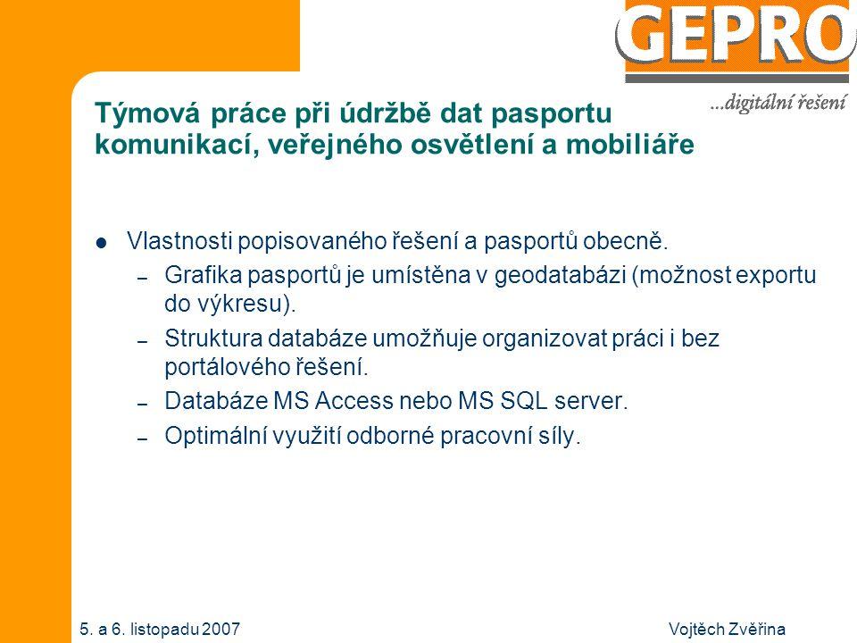 Vojtěch Zvěřina5.a 6.