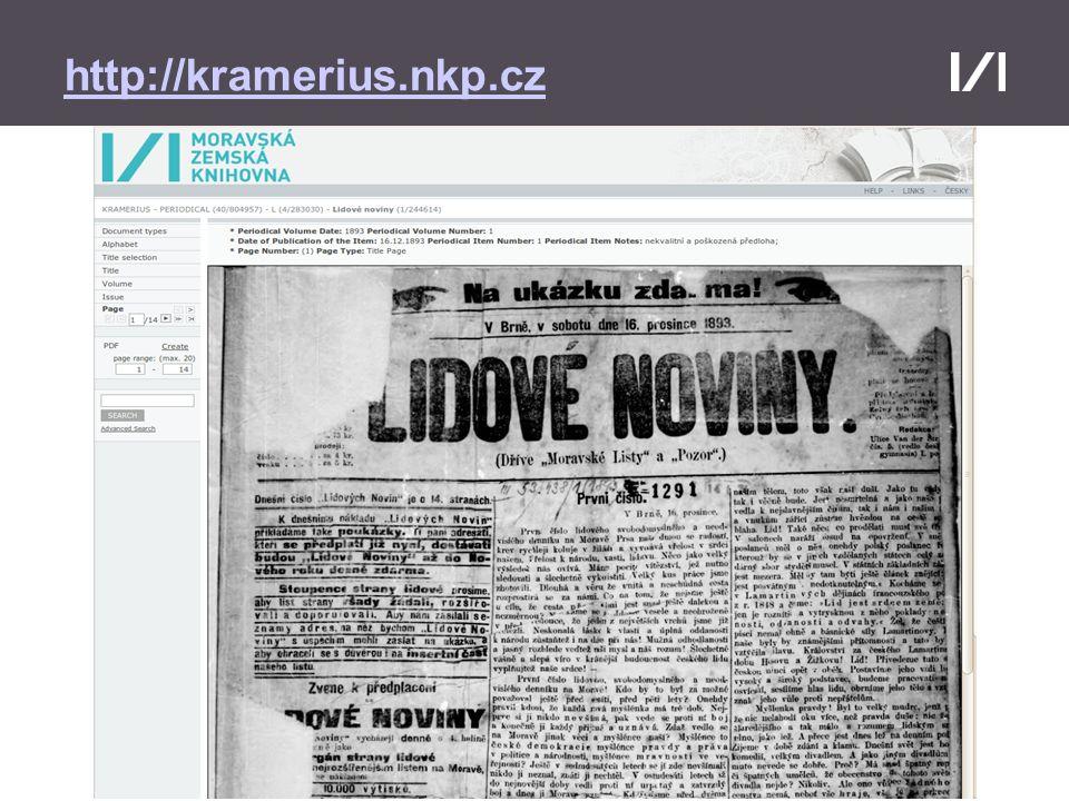 Moravská zemská knihovna http://kramerius.nkp.cz