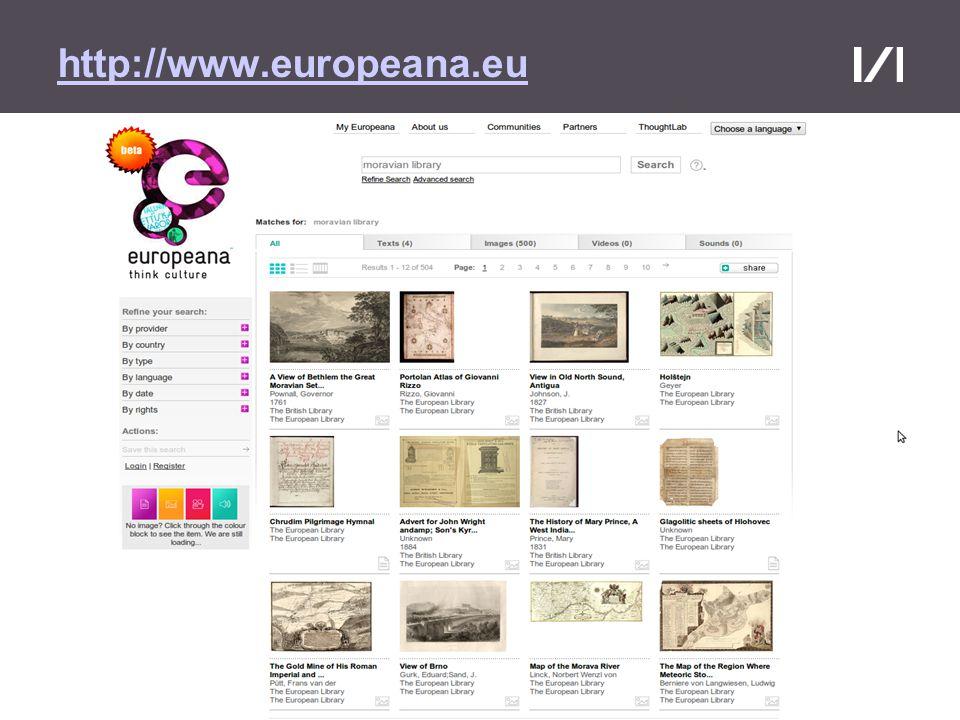 Moravská zemská knihovna http://www.europeana.eu