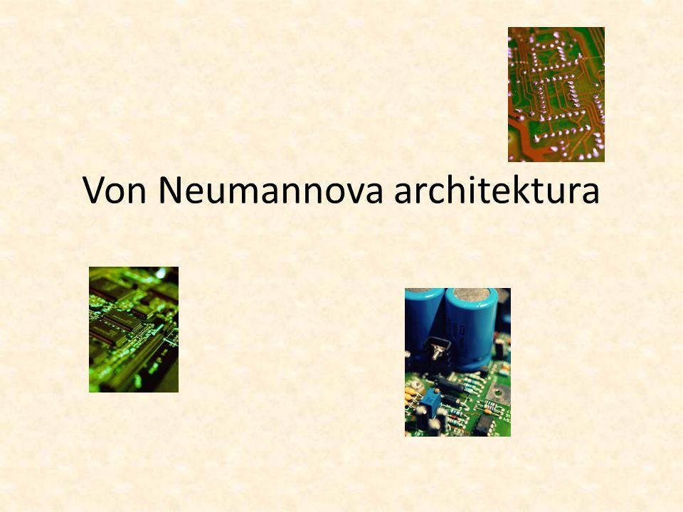 Schéma architektury