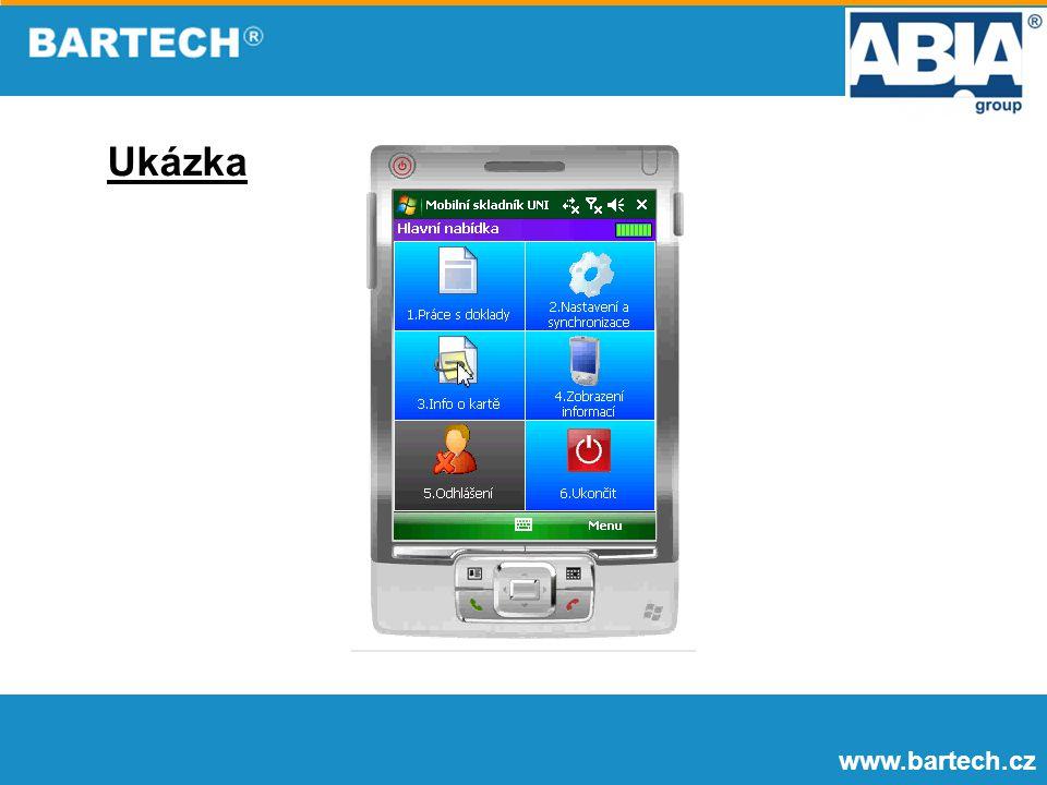 www.bartech.cz Ukázka