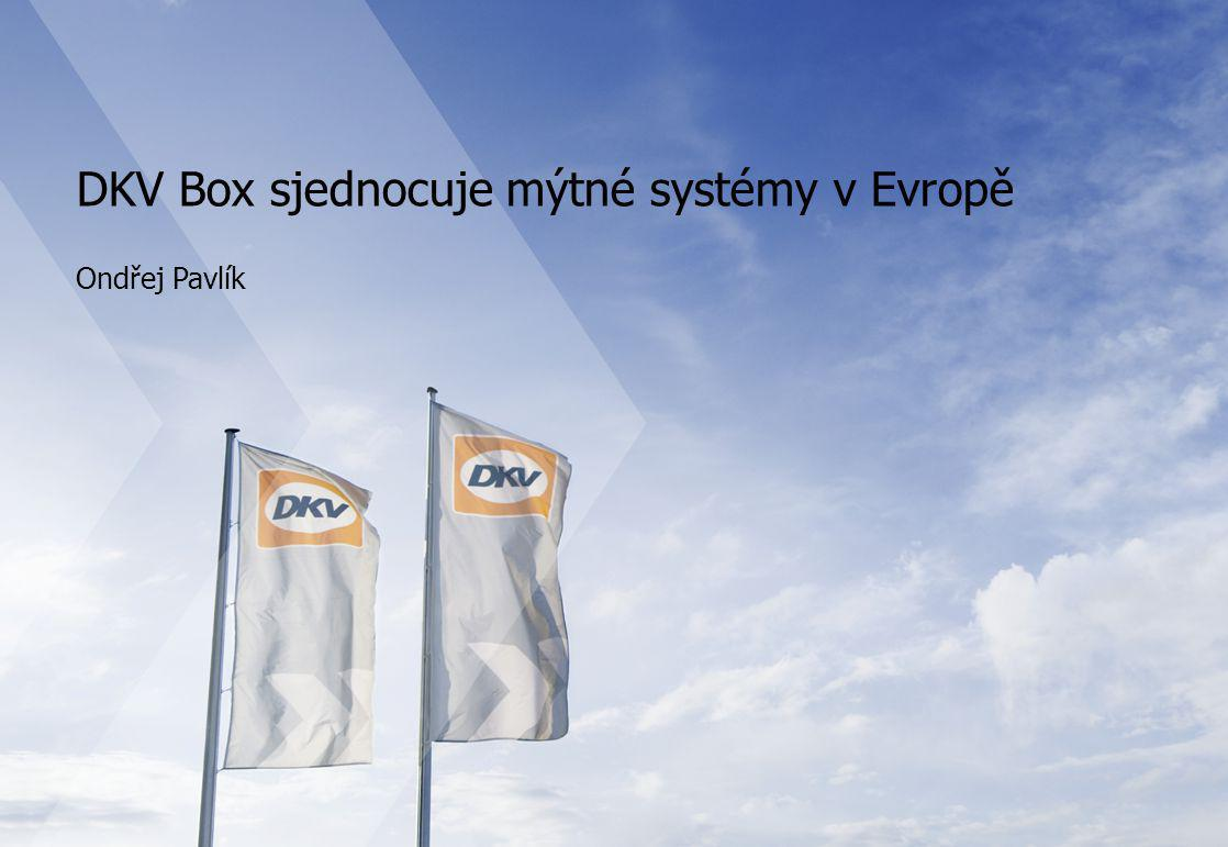 Vítejte u více než 43.000 partnerů ve 40 zemích DKV je č.