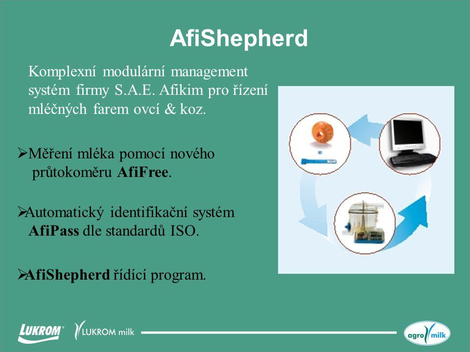 AfiShepherd Komplexní modulární management systém firmy S.A.E.