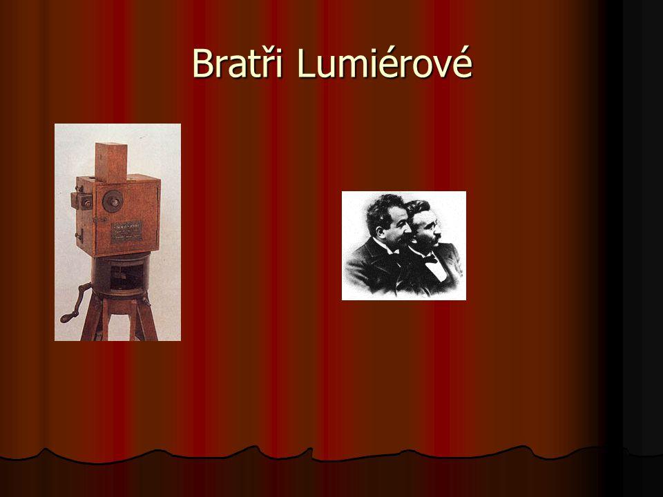 Bratři Lumiérové