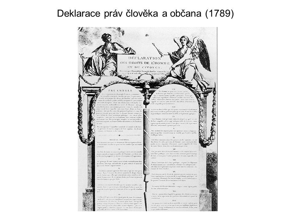 Deklarace práv člověka a občana (1789)