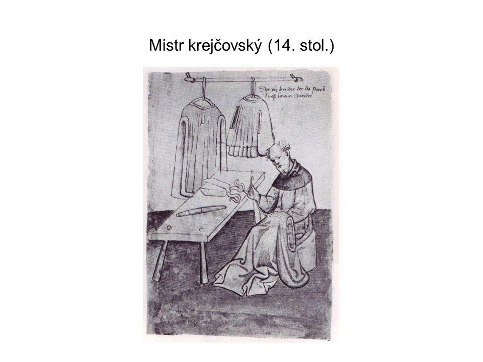 Mistr krejčovský (14. stol.)