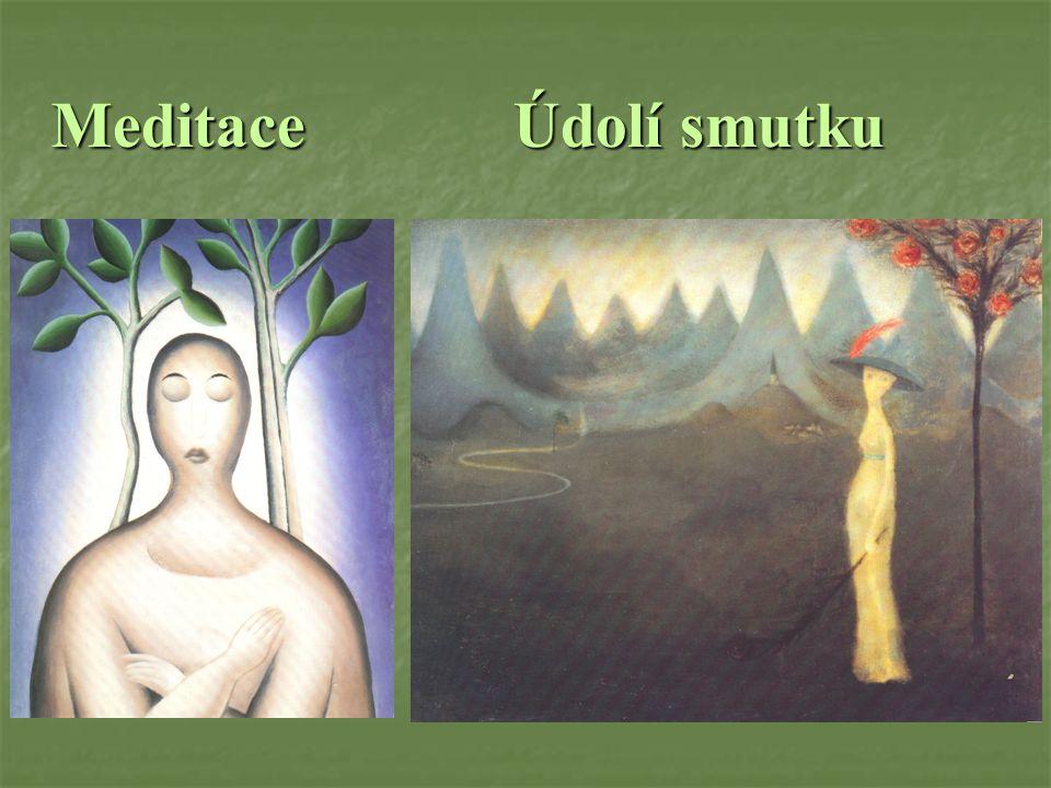 Meditace Údolí smutku Meditace Údolí smutku